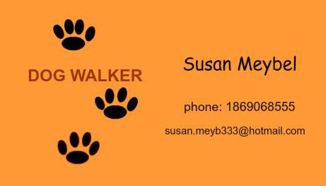 Business cards dog walker1 iclicknprint blog business cards dog walker1 colourmoves