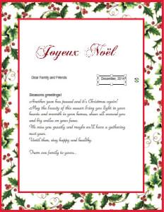 Create Holiday Newsletters I IClicknPrint