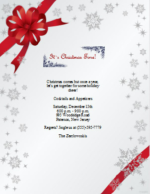 Create holiday newsletters I iClicknPrint - Customize, Print from Home