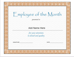 With iClicknPrint, users can create certificate templates designs and print from their printer.