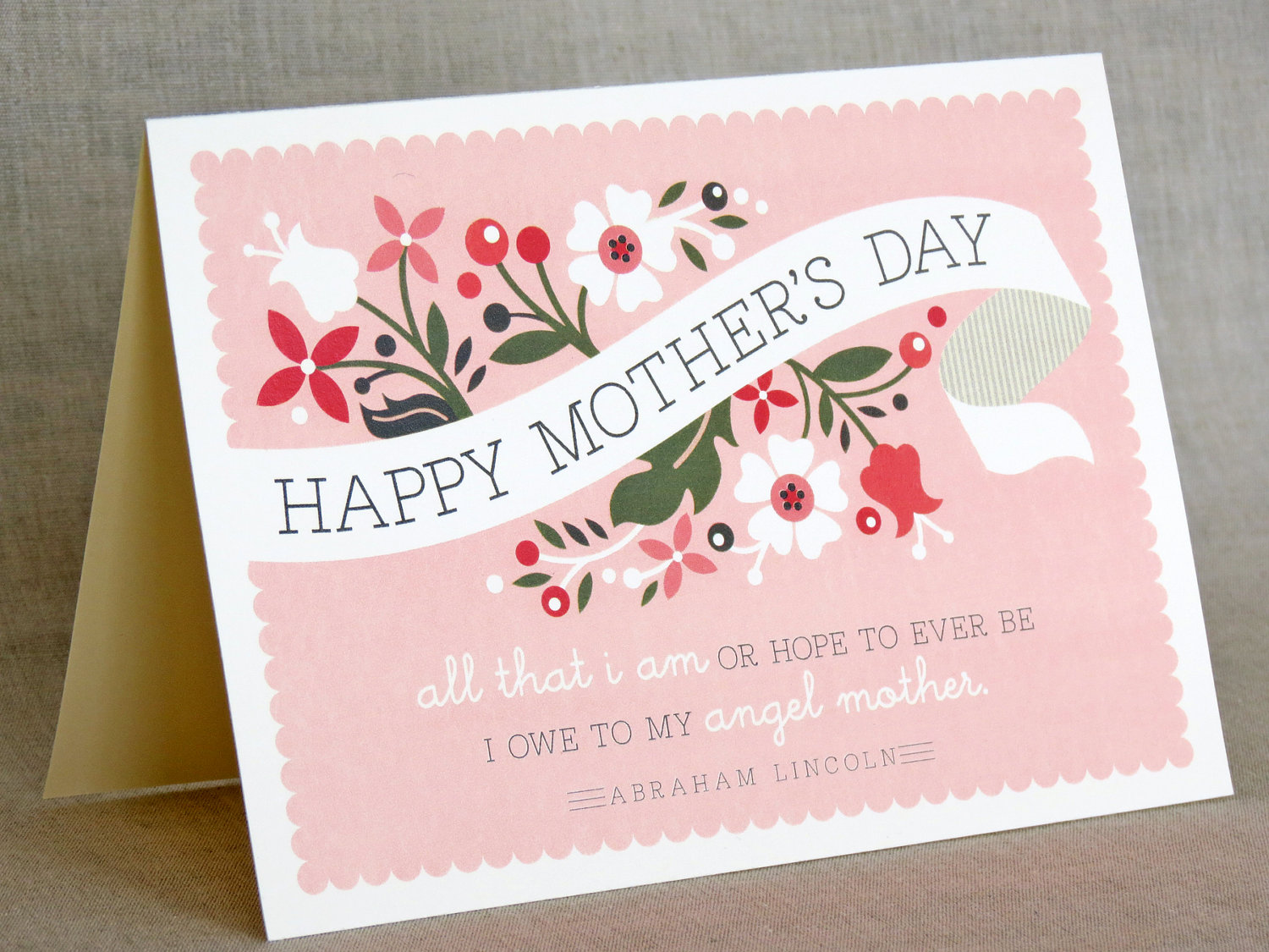 Designing a thoughtful and unique mother 39 s day card Good ideas for mothers day card