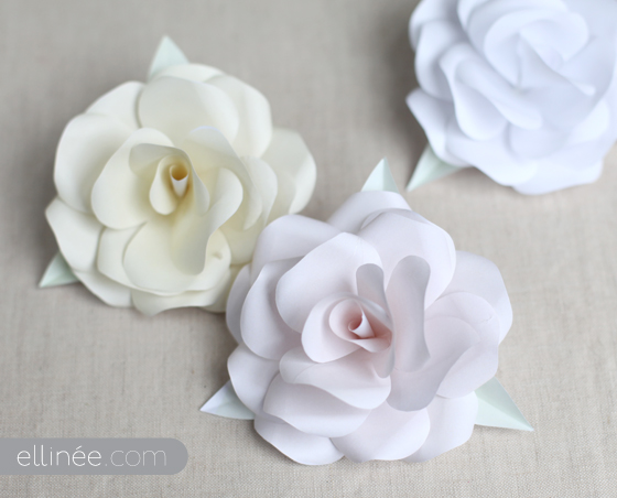 Check Out The Other 37 Ways You Can Create Paper Flowers Tipjunkie Post Flower Use IClicknPrint Design Center To