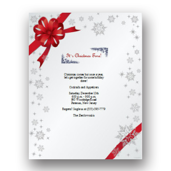 Create Holiday Newsletters I Iclicknprint Customize Print From Home