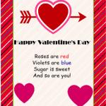 Classroom Valentine