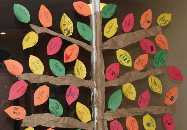 diy-craft-paper-tree-with-leaves-iclicknprint